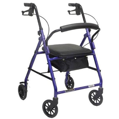 ProBasics_4_Wheeled_Aluminum_Rollator