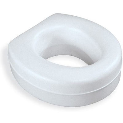 Medline_Contoured_Plastic_Raised_Toilet_Seat