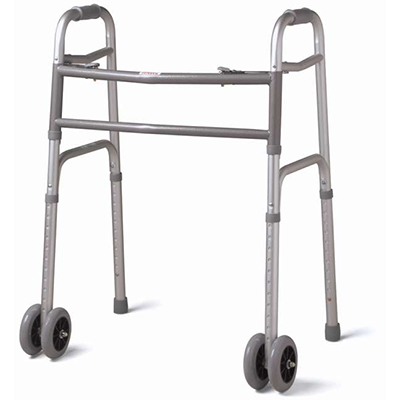 Medline-Deluxe-Bariatric-Walker-with-Wheels